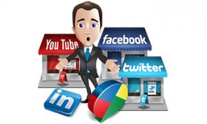 Social Media Marketing Düsseldorf - Facebook, Instagram, Google Plus und mehr
