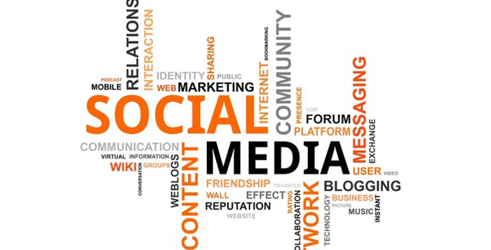 Socialmedia Marketing Facebook Google+ Twitter